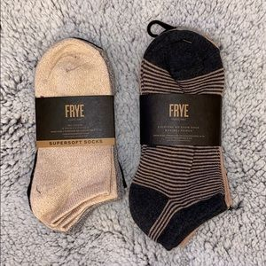 Frye No-Show Sock Bundle - 10 Pairs